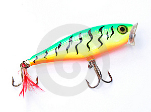 Colorful Lure Stock Photo - Image: 20650230