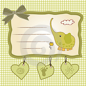 Welcome New Baby Royalty Free Stock Photo - Image: 20653865