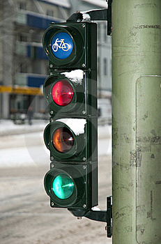 Traffic Lights Royalty Free Stock Images - Image: 20660569