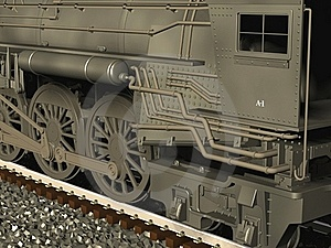 Locomotive Stock Photography - Image: 20667602
