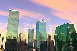 Megapolis Royalty Free Stock Photo - Image: 20667875