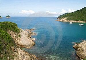 Sai Wan Bay Royalty Free Stock Image - Image: 20679396