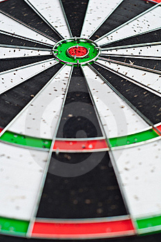 Dartboard Royalty Free Stock Photography - Image: 20683207