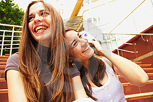 Friendship Stock Image - Image: 20683271