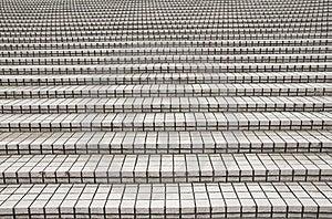 Tiled Steps Royalty Free Stock Photo - Image: 20685265