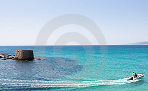 Sea Royalty Free Stock Photos - Image: 20686378