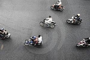 Bikers Royalty Free Stock Photos - Image: 20697588