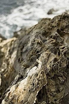 Coastal Rocks Royalty Free Stock Photography - Image: 20705717