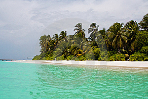 Tropical Beach Stock Images - Image: 20711764