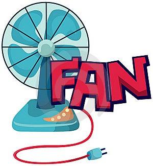 Fan Stock Image - Image: 20717801