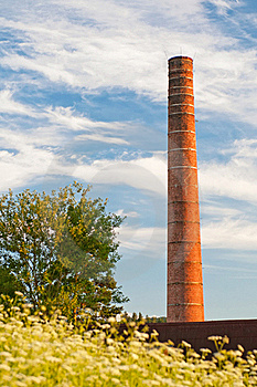 Smokestack Royalty Free Stock Image - Image: 20718406