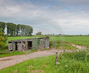 A Dilapidated Barn Royalty Free Stock Photo - Image: 20718715