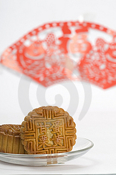 Chinese Moon Cakes Stock Photography - Image: 20719272