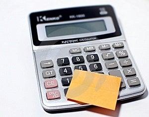 Calculator Stock Photos - Image: 20723253