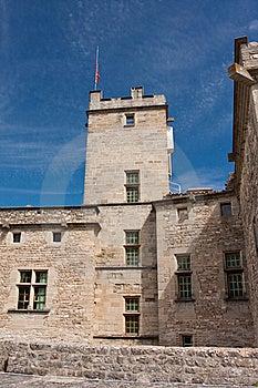 Barroux Castle Royalty Free Stock Photos - Image: 20727268