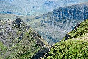 Lake District, Striding Edge Royalty Free Stock Images - Image: 20729389