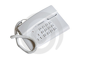 Pushbutton Telephone Royalty Free Stock Photos - Image: 20735228