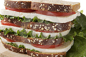 Sandwich Stock Images - Image: 20745224