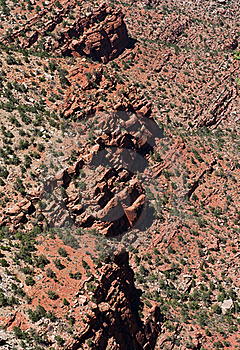 Grand Canyon Rock Formation Stock Photography - Image: 20746802