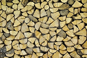 Pile Of Fire Wood Stock Images - Image: 20756154