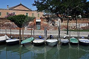 Murano Island Stock Image - Image: 20757101