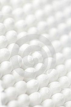 Cotton Swabs Background Stock Image - Image: 20757831