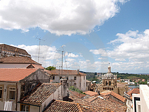 Coimbra Portugal Royalty Free Stock Images - Image: 20765759