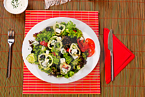 Italian Frutti Di Mare On Table Stock Images - Image: 20774574