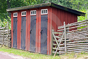 Shed Royalty Free Stock Photo - Image: 20787155
