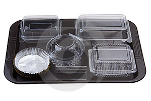 Empty Bakery Package Stock Photography - Image: 20791592