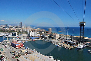 City On The Sea Stock Photography - Image: 20795262