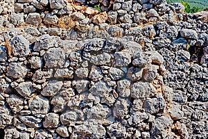Stone Wall Royalty Free Stock Photo - Image: 20795875
