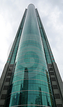 Skyscraper Of City Shenzhen Royalty Free Stock Photos - Image: 20799868