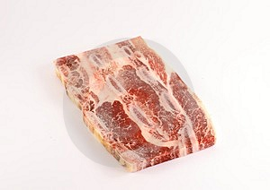 Frozen Meat Stock Image - Image: 2080391