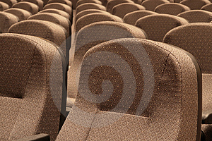 Auditorium Seating II Royalty Free Stock Photos - Image: 2080668