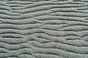 Background - Rippled Sand Royalty Free Stock Photography - Image: 2083997