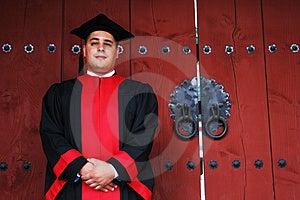 Finally Graduation Day Arrives. Stock Image - Image: 2086311