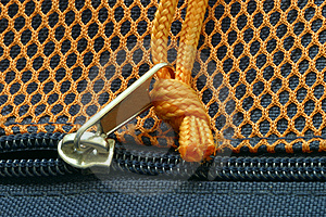 Textured Lightweight Business Travel Case Detail. Stock Photos - Image: 2087343