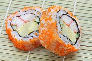 Maki Sushi Royalty Free Stock Photography - Image: 20803887