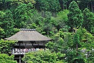 Famous Kiyomizu Temple Stock Photography - Image: 20809832