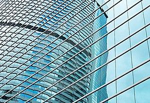 Modern Building Windows Stock Photos - Image: 20814643