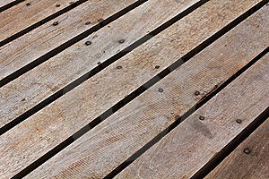 Patterns And Textures Of A Wooden Planks Royalty Free Stock Photos - Image: 20819038