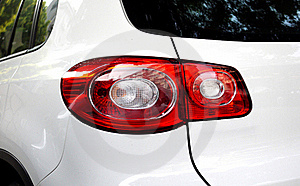 Taillights Stock Photography