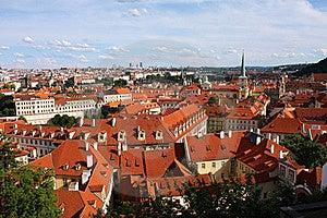 Prague View Stock Image - Image: 20827241