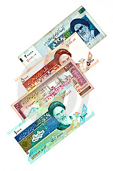 Currency Of Iran Stock Photo - Image: 20827830