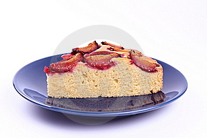 Plum Pie Royalty Free Stock Photo - Image: 20828295