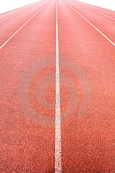 Track For Running Stock Images - Image: 20836934