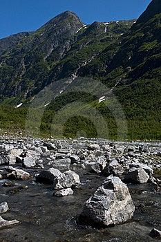 Norwegian Landscape Stock Image - Image: 20837041