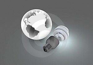 Eco-friendly World Royalty Free Stock Photography - Image: 20837367