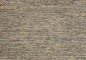 Dark Brown Burlap Surface Detail Stock Photos - Image: 20840303